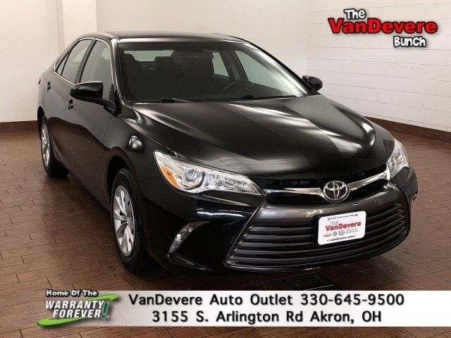 2017 Toyota Camry LE Akron OH