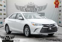 Toyota Camry LE, BACK-UP CAM, BLUETOOTH, USB, VOICE COMMAND, CRUISE CONTROL 2017