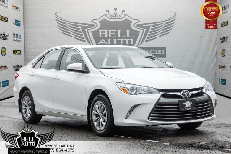 2017 Toyota Camry LE, BACK-UP CAM, BLUETOOTH, USB, VOICE COMMAND, CRUISE CONTROL Toronto ON