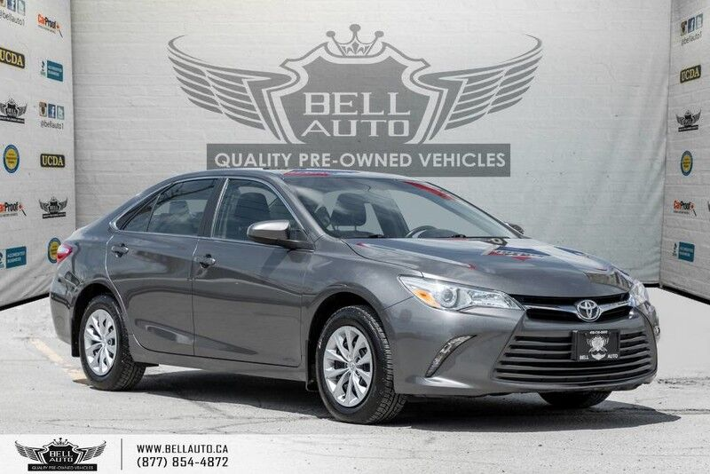 2017 Toyota Camry LE, BACK-UP CAM, BLUETOOTH, VOICE CMND, A/C, CRUISE CNTRL Toronto ON
