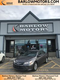 Toyota Camry LE BACK UP CAMERA AUTOMATIC 2017