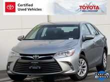 2017_Toyota_Camry_LE_ Bellingham WA