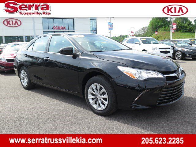 2017 Toyota Camry LE Trussville AL