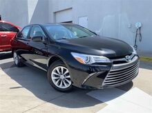 2017_Toyota_Camry_LE_ Palm Springs CA