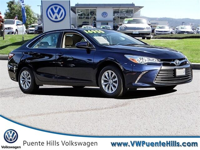 2017 Toyota Camry LE City of Industry CA