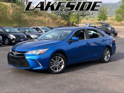 2017_Toyota_Camry_LE_ Colorado Springs CO