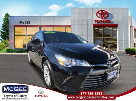 2017_Toyota_Camry_LE_ Dudley MA