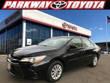 2017_Toyota_Camry_LE_ Englewood Cliffs NJ