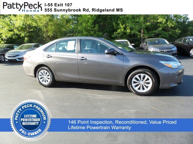 2017 Toyota Camry LE FWD Jackson MS