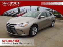 2017_Toyota_Camry_LE_ Hattiesburg MS
