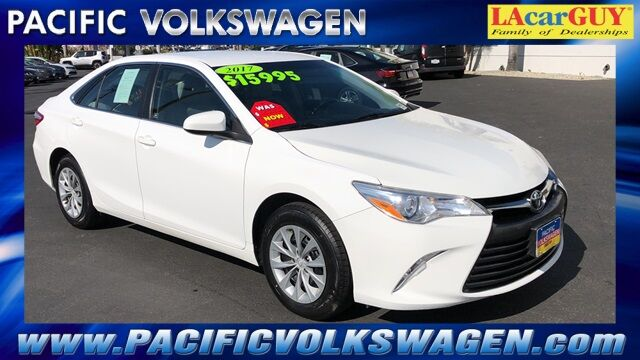 2017 Toyota Camry LE Torrance CA