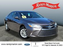 2017_Toyota_Camry_LE_ Hickory NC