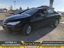 2017_Toyota_Camry_LE_ London ON