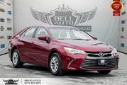 2017 Toyota Camry LE, NO ACCIDENT, BACK-UP CAM, BLUETOOTH Toronto ON