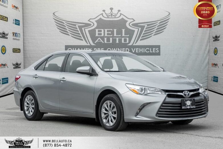 2017 Toyota Camry LE, NO ACCIDENT, BACK-UP CAM, HEATED SEATS, BLUETOOTH Toronto ON