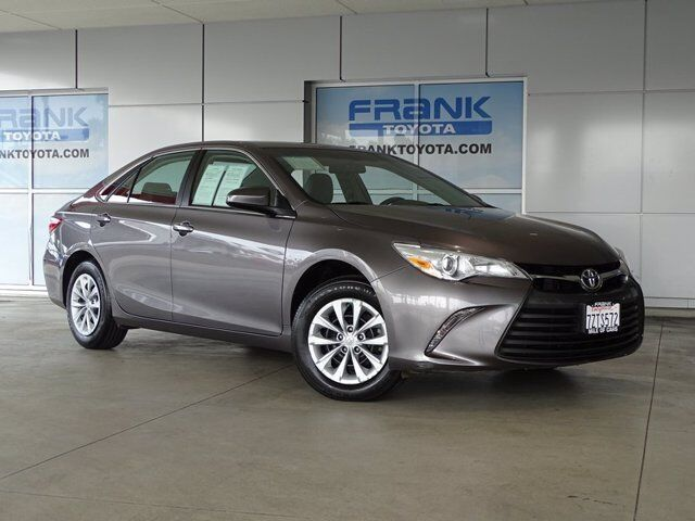 2017 Toyota Camry LE National City CA