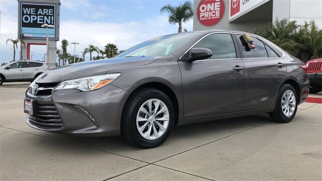 2017 Toyota Camry LE Ontario CA