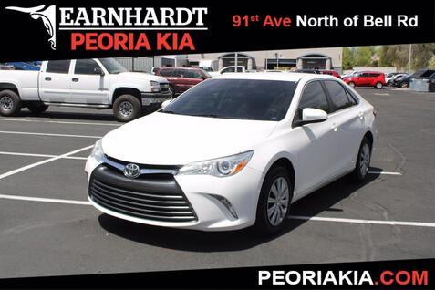 2017_Toyota_Camry_LE_ Peoria AZ