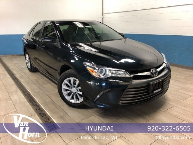 2017 Toyota Camry Le Plymouth Wi