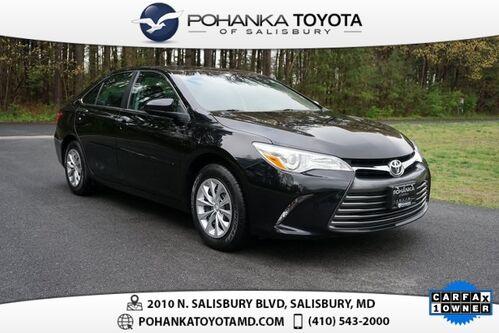 2017_Toyota_Camry_LE_ Salisbury MD