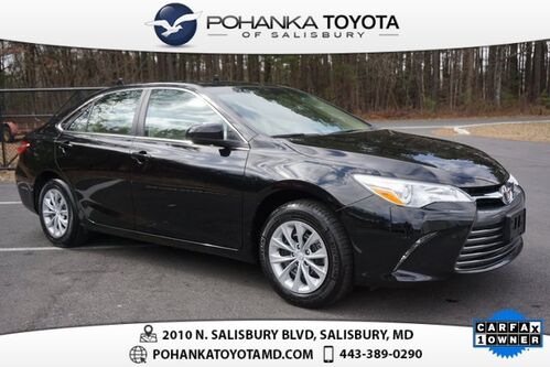 2017_Toyota_Camry_LE_ Salisbury MD