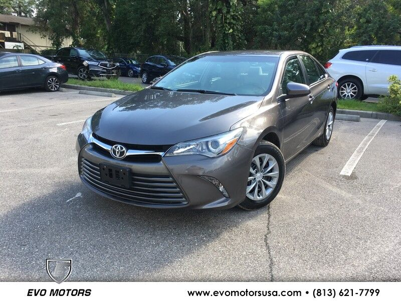 2017 Toyota Camry LE Seffner FL