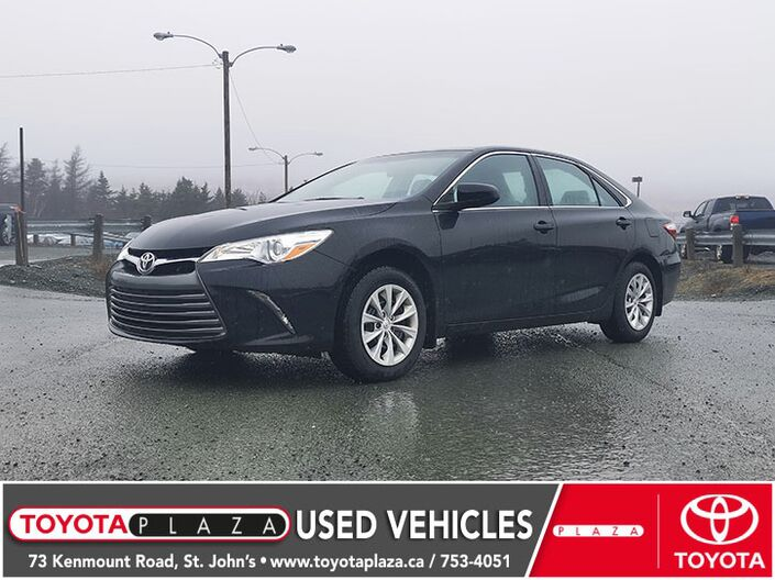 2017 Toyota Camry LE St. Johns NL