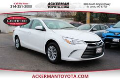 2017_Toyota_Camry_LE_ St. Louis MO