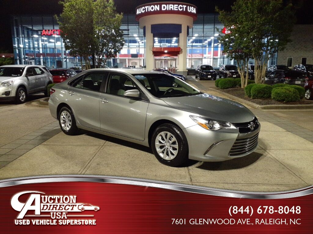 2017 Toyota Camry LE Raleigh NC