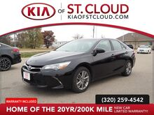 2017_Toyota_Camry_LE_ St. Cloud MN