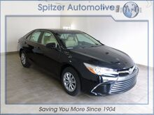 2017_Toyota_Camry_LE_ Monroeville PA