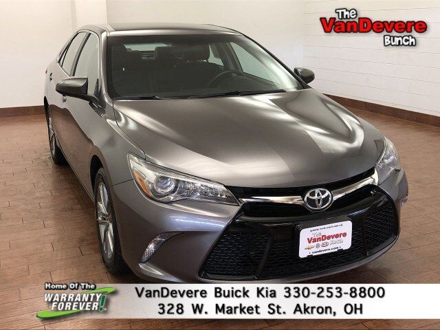 2017 Toyota Camry SE Akron OH