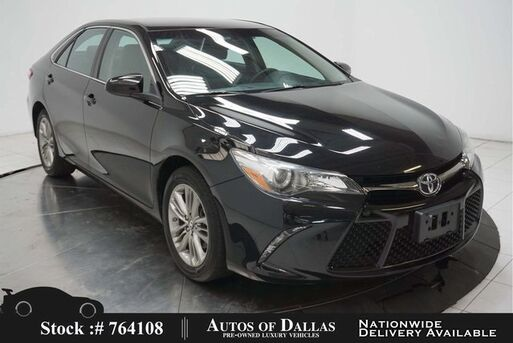 2017_Toyota_Camry_SE BACK-UP CAMERA,17IN WLS,BTOOTH_ Plano TX