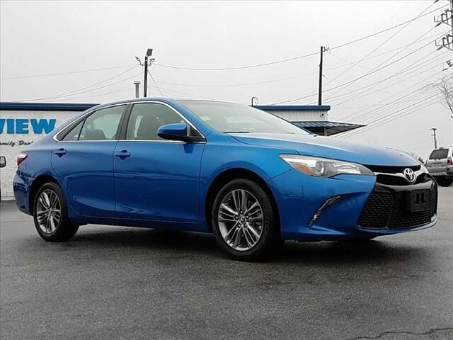 2017 Toyota Camry SE Chattanooga TN