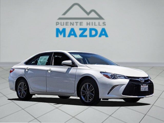 2017 Toyota Camry SE City of Industry CA