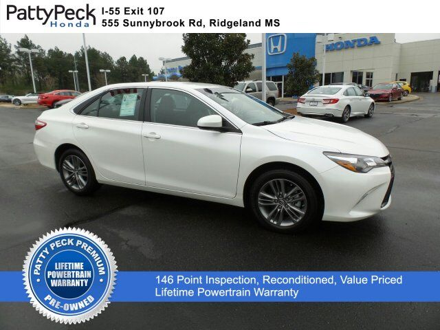 2017 Toyota Camry SE FWD Jackson MS
