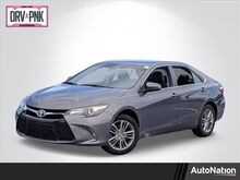 2017_Toyota_Camry_SE_ Fort Lauderdale FL