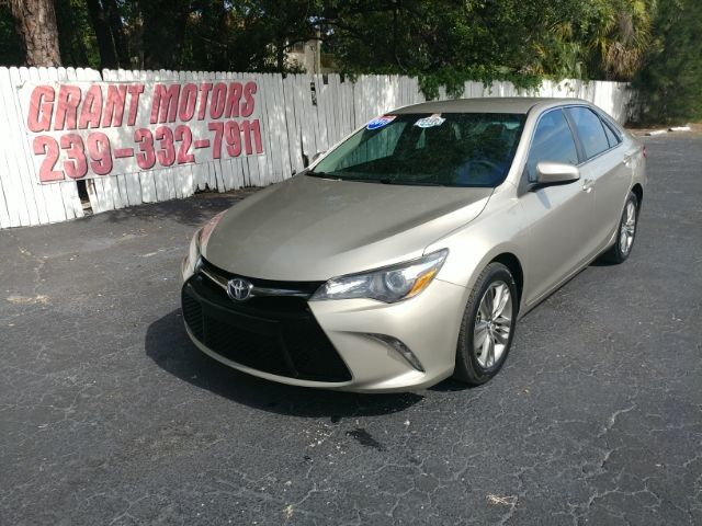 2017 Toyota Camry SE Fort Myers FL