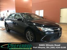 2017_Toyota_Camry_SE_ Fort Wayne Auburn and Kendallville IN