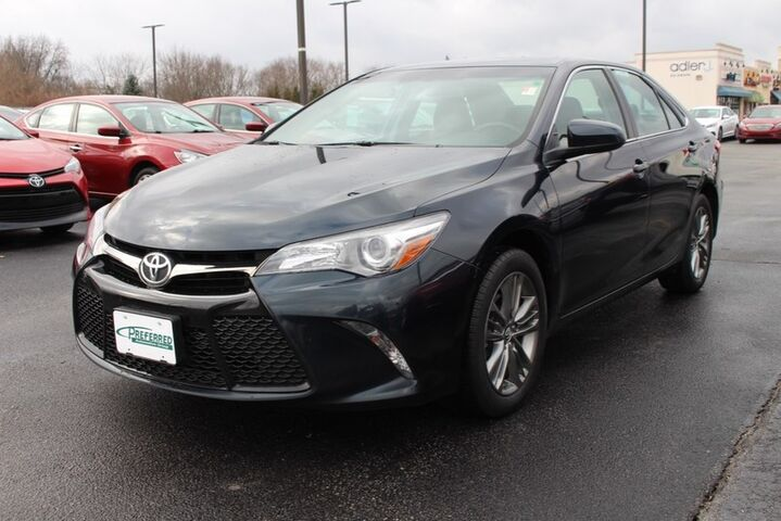 2017 Toyota Camry SE Fort Wayne Auburn and Kendallville IN