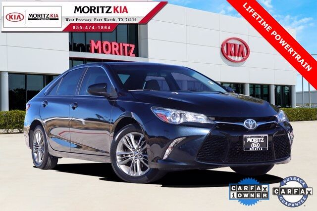 2017 Toyota Camry SE Fort Worth TX
