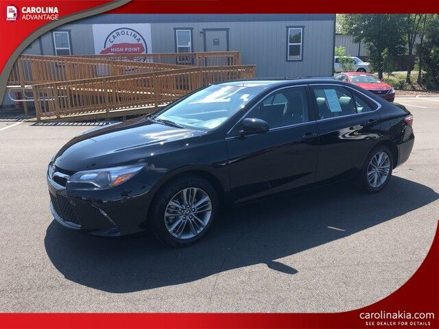 2017 Toyota Camry SE High Point NC
