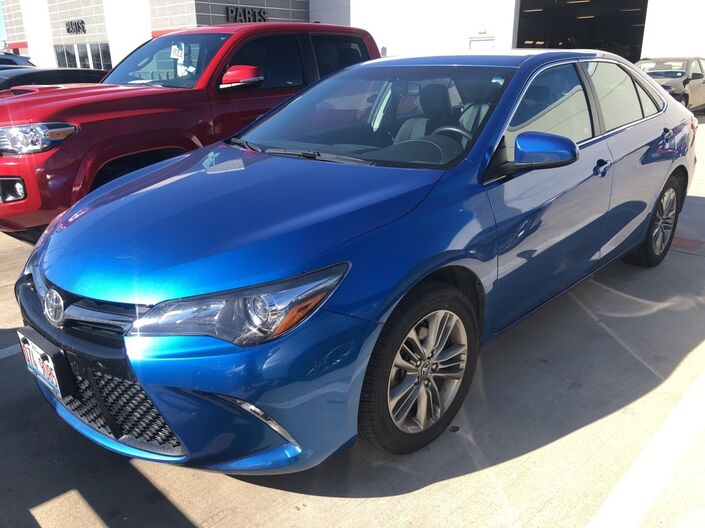 2017 Toyota Camry SE Irving TX