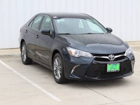 2017_Toyota_Camry_SE_ Longview TX
