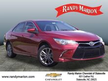 2017_Toyota_Camry_SE_ Mooresville NC