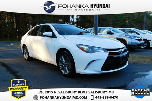 2017_Toyota_Camry_SE **ONE OWNER**_ Salisbury MD