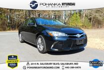 2017 Toyota Camry SE **ONE OWNER**