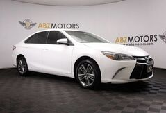 2017_Toyota_Camry_SE Package,Touch Screen,Bluetooth,Camera_ Houston TX