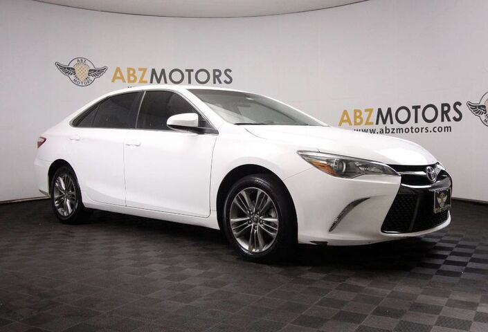 2017 Toyota Camry SE Package,Touch Screen,Bluetooth,Camera Houston TX