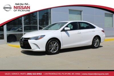 2017 Toyota Camry SE Picayune MS